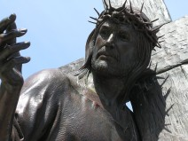 obraz ukrzyzowanego jezusa